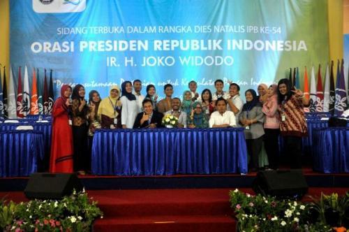 ORASI PRESIDEN REPUBLIK INDONESIA