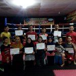 Juara Wushu mahasiswa pendidikan jasmani kesehatan rekreasi - universitas kahuripan kediri - kampung inggris