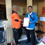 gempa bumi lombok, universitas kahuripan kediri