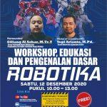 workshop, robotika, edukasi, webinar, universitas, pelatihan, kahuripan, kediri, kampung inggris, ukk
