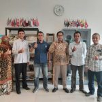 Humas Universitas Kahuripan Kediri menimba ilmu kepada kantor urusan Internasional Universitas Islam Malang